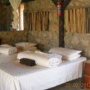 Twin Chalets (Interleading), Epupa Lodge